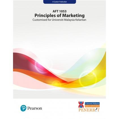 Principles of Marketing (E-book) – AFT 1053
